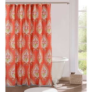 Anthropologie style shower curtain